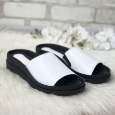 Шлепанцы Teona 19120 Summer 556634 White
