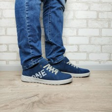 Кеды Club shoes 19/4 One Perforation 556588 Jeans