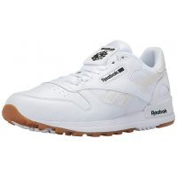 Кроссовки мужские Reebok CL Leather 2.0 Fashion Sneaker White/Black Gum