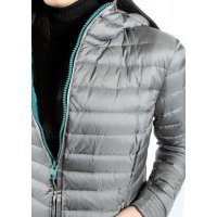 Пуховик Bosideng Women Ultra Light Down Jacket AW15ITW127 Grey