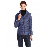Пуховик London Fog Packable Down Jacket Dark Blue