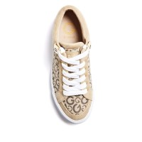 Кеды G by GUESS Oryder Logo Embossed Suede Sneakers