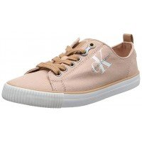 Кеды Calvin Klein Dora Canvas Fashion Sneaker Pink