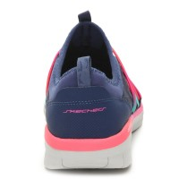 Кроссовки Skechers Synergy 2.0 Simply Chic Slip-On Sneaker Navy