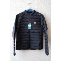 Куртка пуховик Billabong ULTRA Black Jacket DOWN