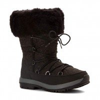 Угги BEARPAW Leslie Snow Boot Black
