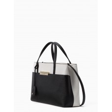 Сумка кроссбоди KATE SPADE Maiden Way Saffiano Zuri Purse Cement/Black