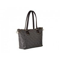 Сумка шоппер Tommy Hilfiger Kelby Shopper Black/White