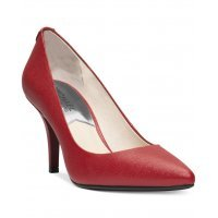 Туфли лодочки MICHAEL KORS SAFFIANO MK FLEX PUMPS Red