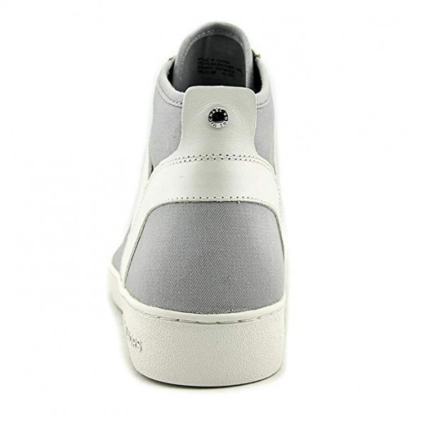 Кеды высокие Michael Kors Matty High Top Twill Sneaker