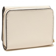 Кошелек женский Coach Wallet Outlet Lady's F37968 IMCHK White