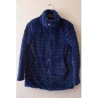 Пальто GUESS Women's Fur Coat Blue