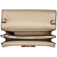 Сумка кроссбоди Zac Posen ZP5388 270 Earthette Chain Accordion Crossbody Sand