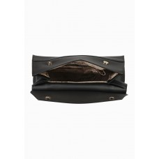 Сумка портфель GUESS Ashling Top Handle Satchel Flap in Black