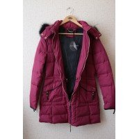 Пуховик B-Glam Jacket DOWN Red