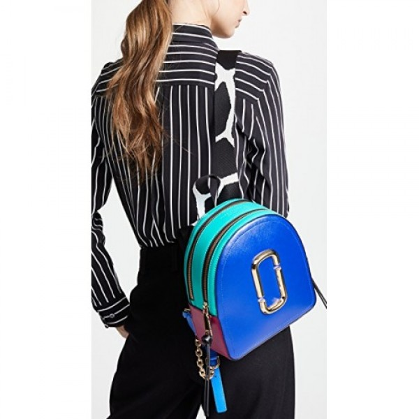 Marc Jacobs Pack Shot Academy Blue Multi рюкзак женский