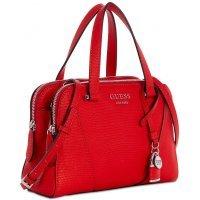Сумка кроссбоди GUESS Shawna Cali Satchel Red