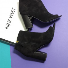 Ботильоны Nine West Booties Black