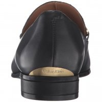 Лоферы Calvin Klein Fanna Slip-on Loafer Black Waxy Tumbled Leather