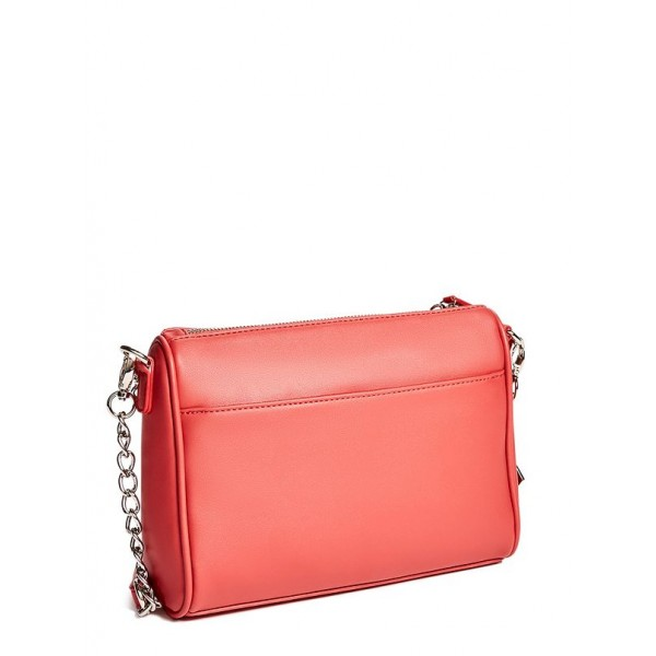 9393f6dc3ed G by Guess Women s 18GF 249 Red Marisol Quilted Crossbody сумка кроссбоди  женская