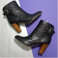 Ботильоны Tommy Hilfiger Booties Black