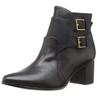 Полуботинки Calvin Klein Florine Leather Ankle Boot Black