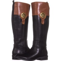 Сапоги Tommy Hilfiger Women's Ilia2 Riding Boots Black Multi