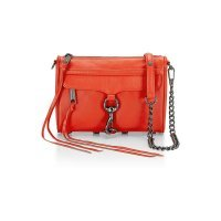 Сумка кроссбоди Rebecca Minkoff HSP7GFCX01 Mini Mac Blood Orange