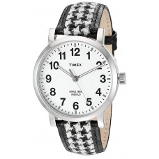 Часы Timex TW2P98800 Originals Houndstooth Black/White