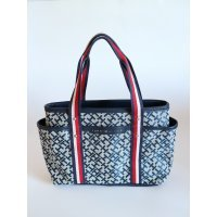 Сумка шоппер Tommy Hilfiger Handbag Shopper NAVY WHITE