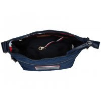 Сумка Tommy Hilfiger Nylon Patch Mini Convertible Hobo Quilt