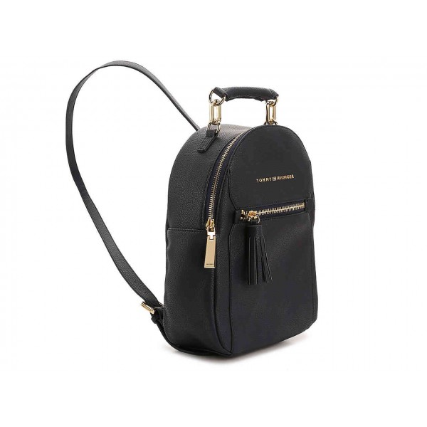 Tommy Hilfiger Macon Backpack Black рюкзак женский
