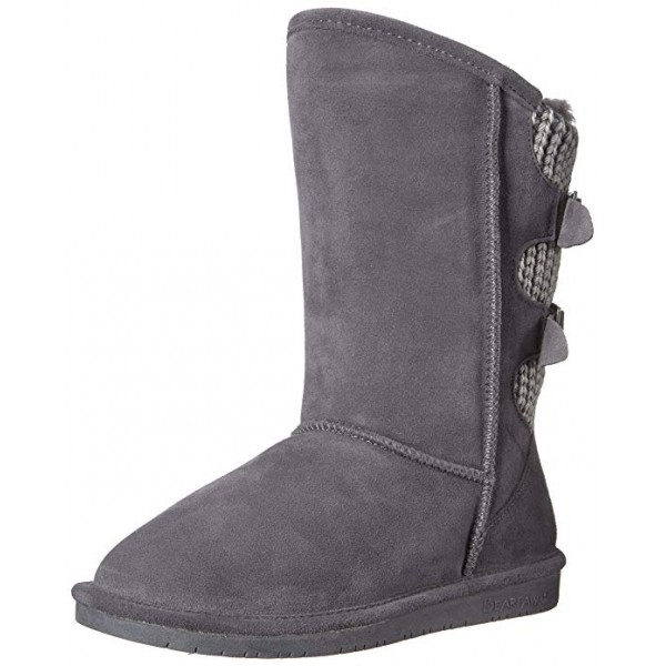 Угги BEARPAW Women's Boshie Winter Boot Charcoal