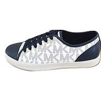 Сникерсы Michael Kors City Sneaker Navy