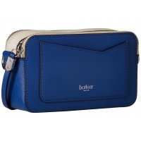 Сумка кроссбоди Botkier Cobble Hill Color Blue Camera Crossbody