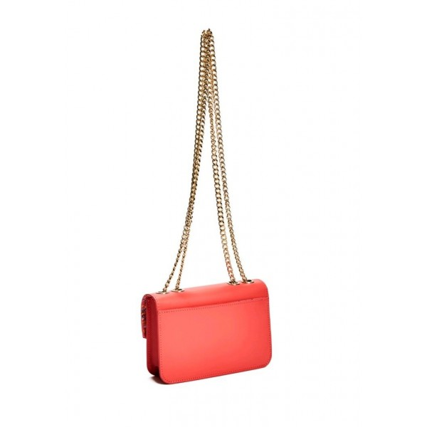 Сумка кроссбоди Guess Factory Hartley Wallet RED 605-20