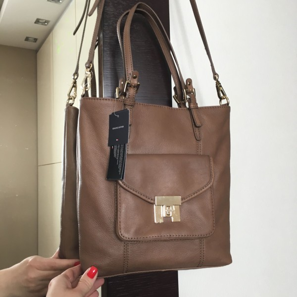 Сумка Tommy Hilfiger BROWN WOOD 301-20