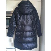 Пальто пуховик BCBGeneration  Down Coat with Hood Black