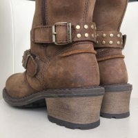Сапоги CAT Florencia Brown Waterproof