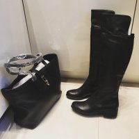 Сапоги Nine West NORIKO BLACK