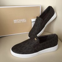 Сникерсы Michael Kors KEATON BROWN