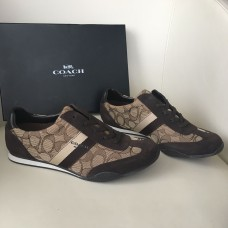 Кроссовки Coach Kelson Outline Brown