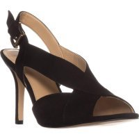 Босоножки летние Michael Kors Cross Strap Dress Sandals BLACK