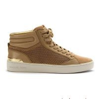 Кеды высокие Michael Kors Kyle High Top Bisque